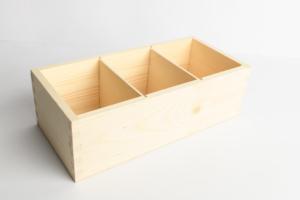 Krabička na koření 3 přihrádky