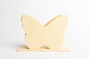 Držák na ubrousky Motýl