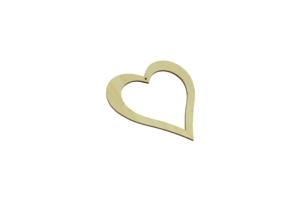 Výřez srdce 14 cm