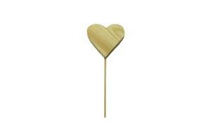 Zápich srdce 3 cm