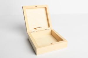 Krabička čtvercová