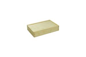 Dřevěná krabice na fotky
