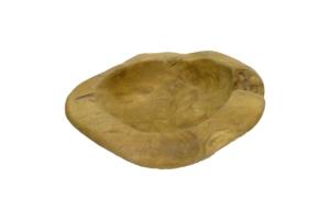 Teaková miska střední 30 cm