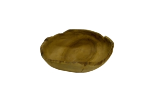 Teakový talíř malý 20 cm