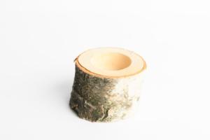 Svíčka přírodní dřevo